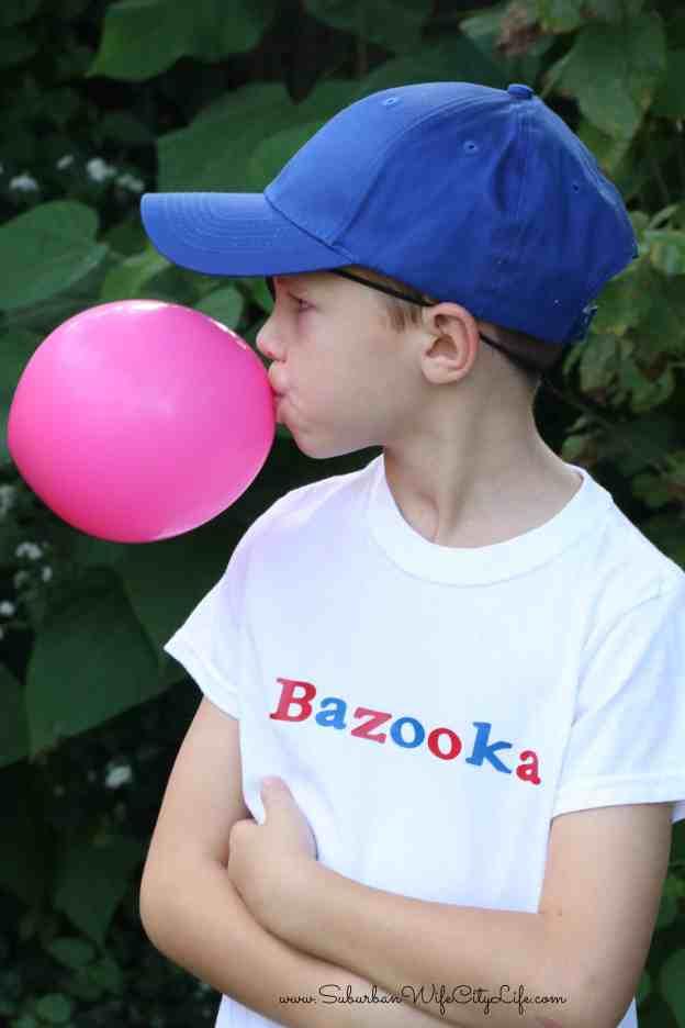 Bazooka Joe Bubble Gum