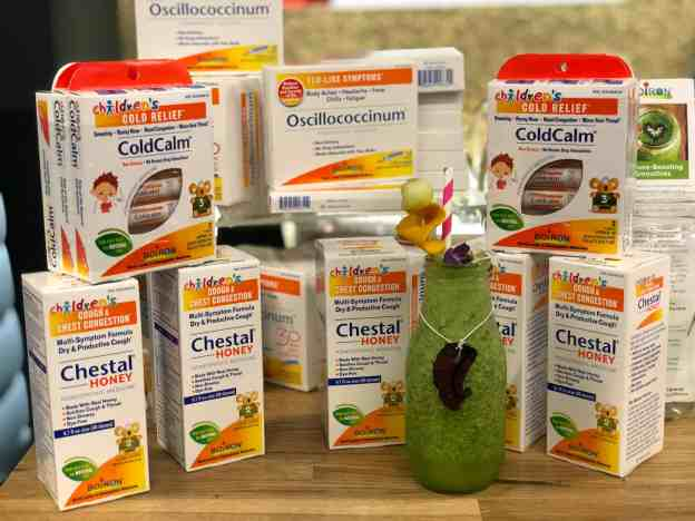 Boiron Homeopathic
