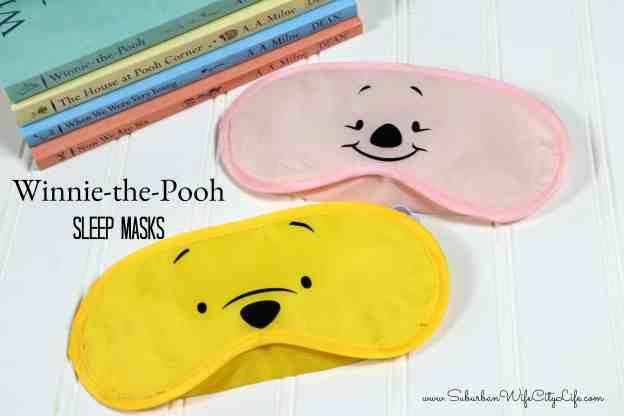 Pooh & Piglet Sleep Masks