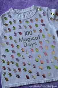 100 Magical Days Shirt