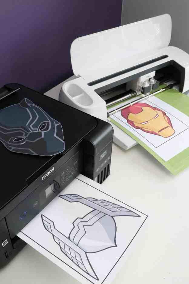 Cricut Print then Cut