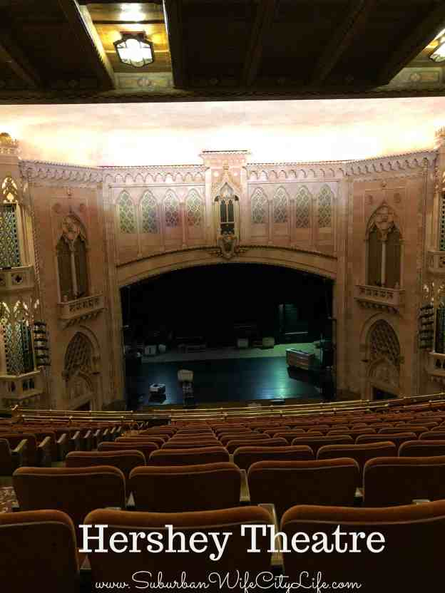 Hershey Theatre - How to book a tour