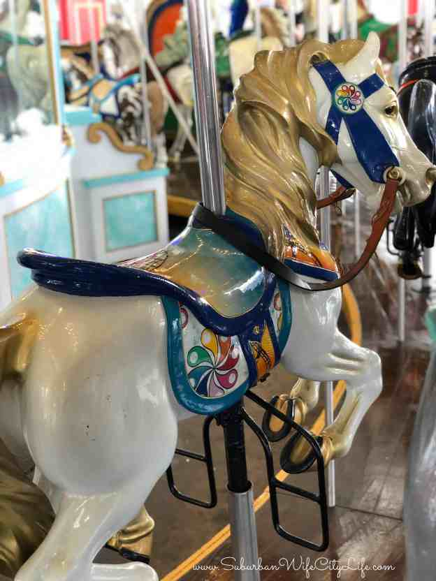 Hersheypark Carrousel Horse