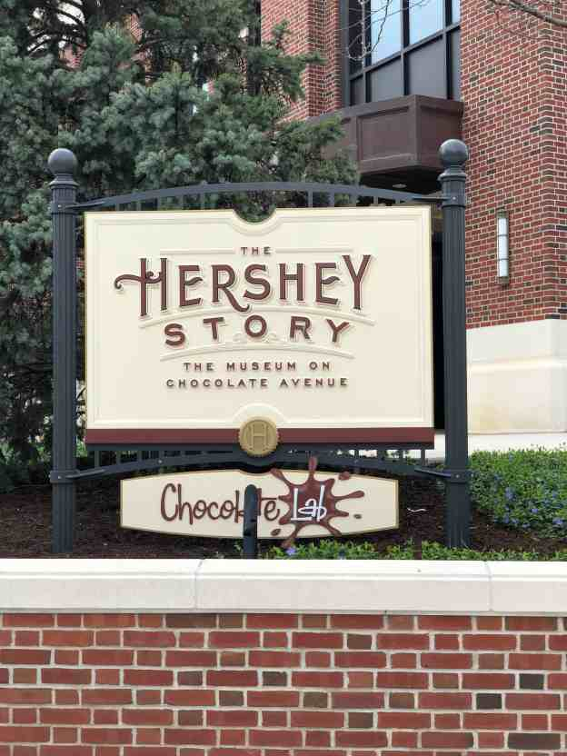 The Hershey Story and Chocolate Lab