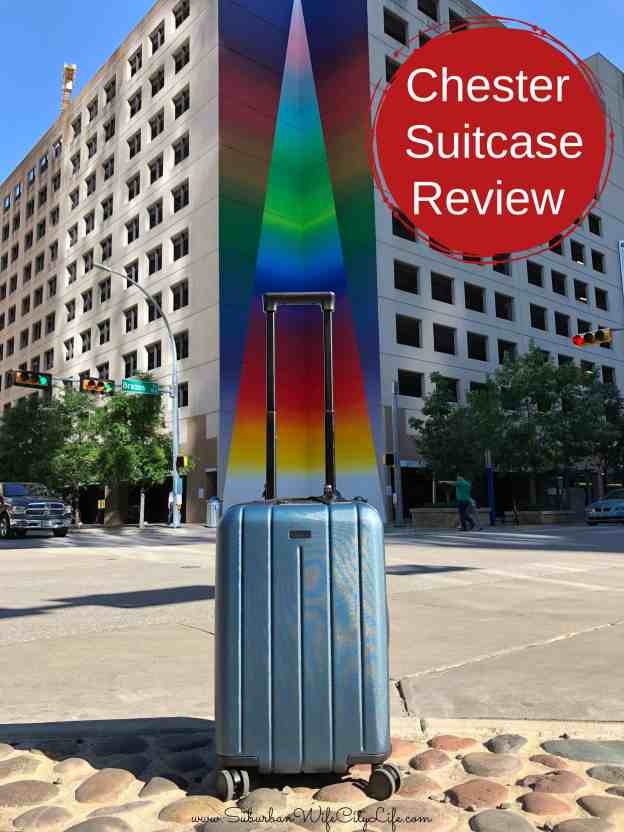 Chester Suitcase Review