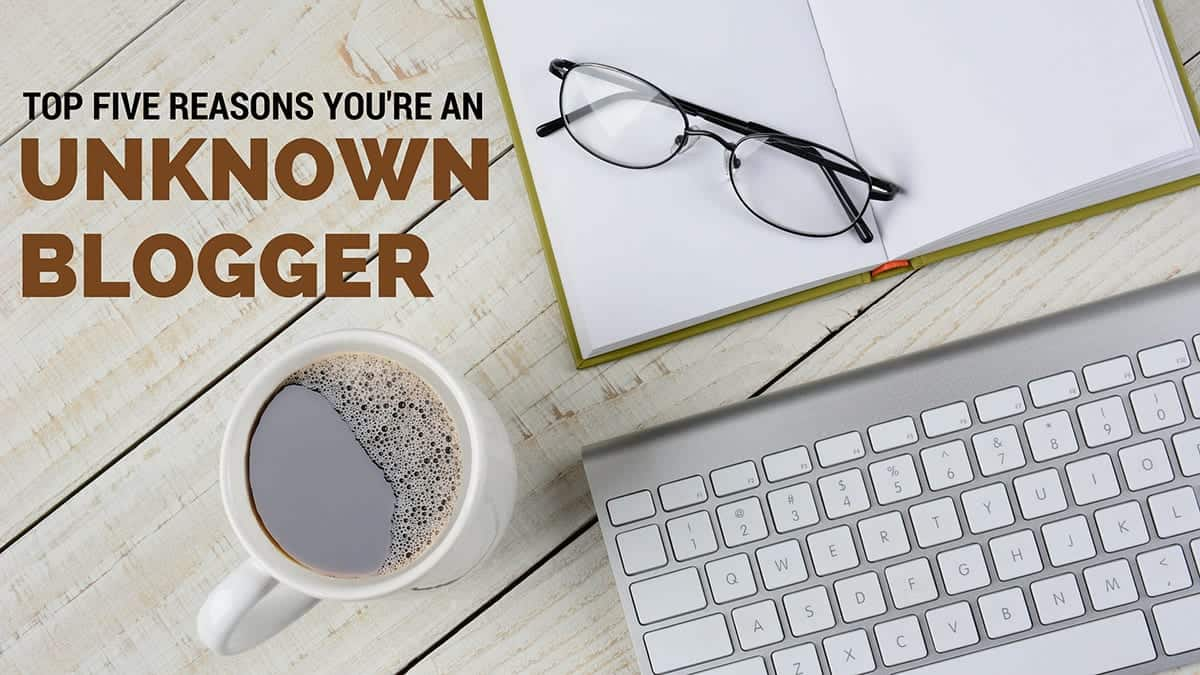 Unknown Blogger