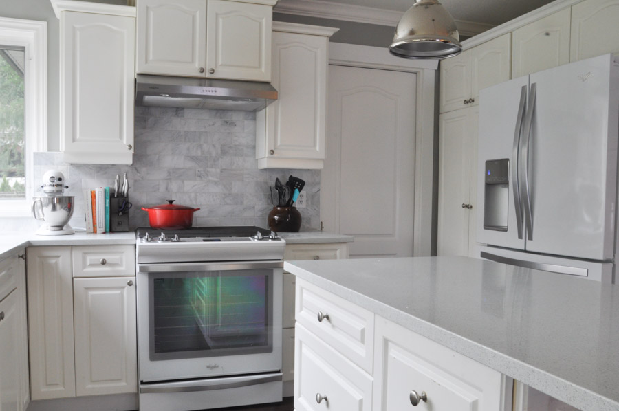 Crazy In Love: My Whirlpool Front-Control Gas Range