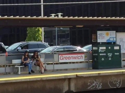 MTA Greenwich train station