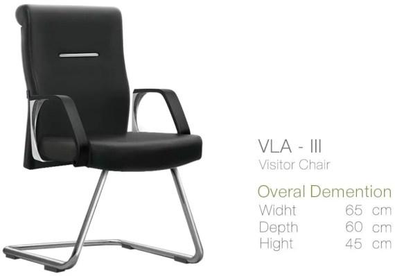 Inviti Kursi Tamu Type VLA III