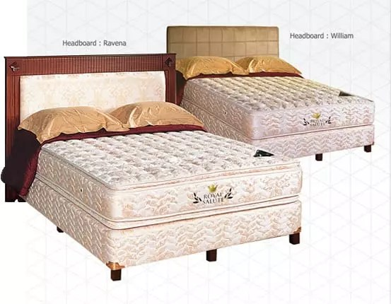 Springbed QuantumType Royal Salute Orthopedic Firm Top