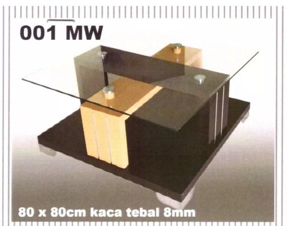 DAGAHO meja tamu type 001 MW