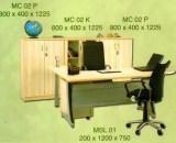 Aditech Meja Direktur type MSL 01