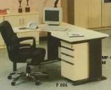 Aditech Meja Kantor L type M 1612 M P 006
