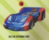 Bigland Bed Car Superman Comic