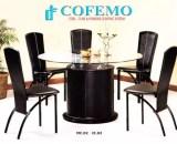 Cofemo Meja 6 Kursi makan type MC 02 JC 02