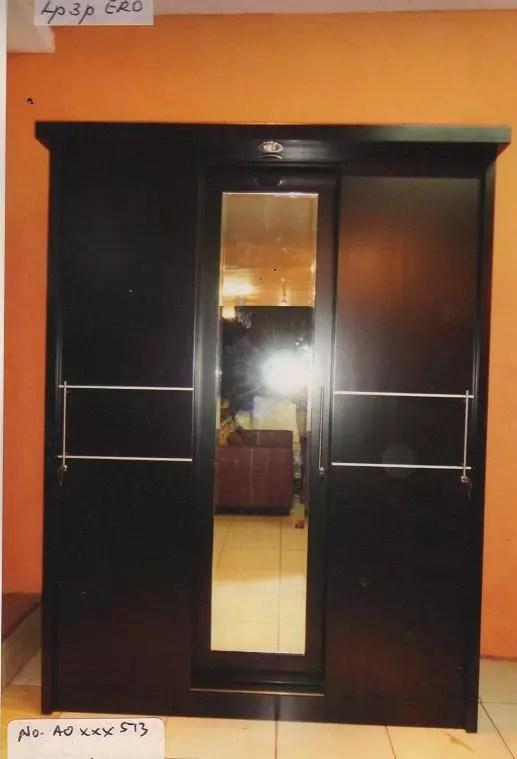 Deco Maju Lemari 3 pintu sliding type ERO AOxxx