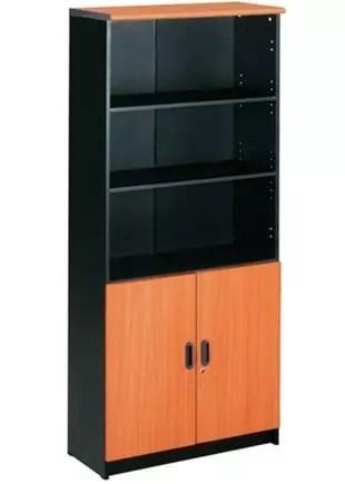 Donati Lemari Arsip Tinggi Pintu Panel Bawah type DOC 52