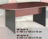 Expo Meja Rapat Oval type MPM 180