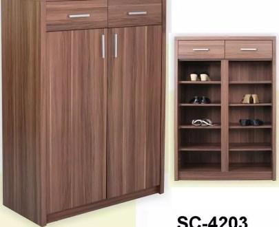 Rak Sepatu Expo type SC 4203
