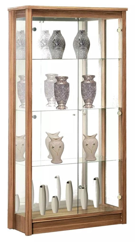 Graver Lemari Display Cermin DC 169