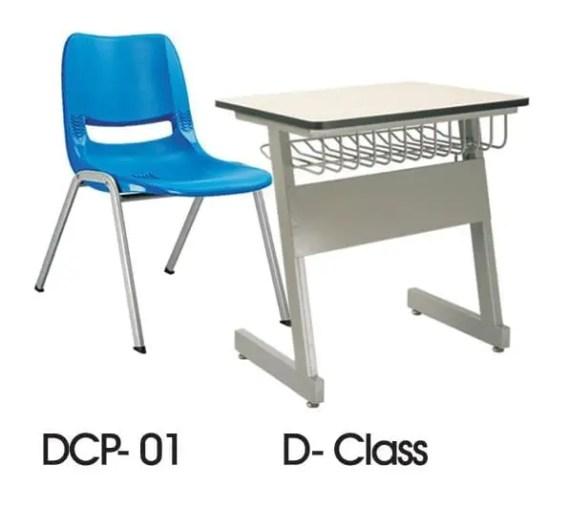 Indachi Kursi Belajar type DCP 01 Meja Belajar D CLASS