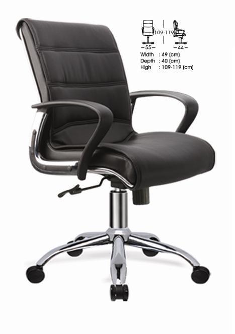 Indachi Kursi Manager type D 3200 AL TC