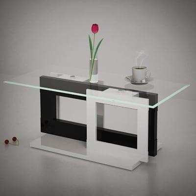 Pro Design Meja Tamu Kaca type Foster