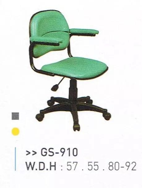Kursi Staff Sekretaris Global Type GS 910