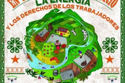 Convocatoria al encuentro nacional «En defensa del territorio, la energía y los derechos de los trabajadores»