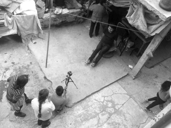 Los fotógrafos / Por El Güero