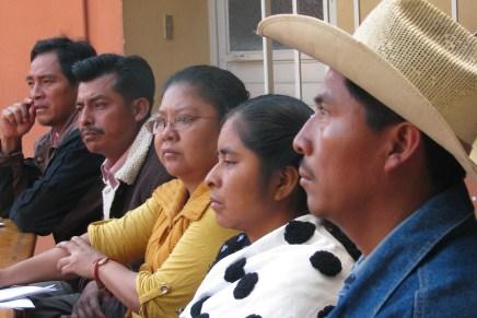 Retornan desplazados del Ejido Puebla, municipio de Chenalhó, a un mes de clima de violencia en la comunidad