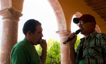 Bombón y Chayo / Foto por Alan Carmona
