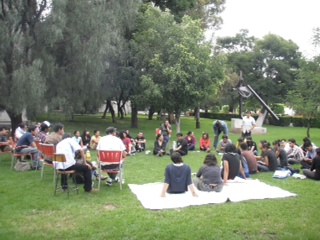 Fotografía: Frente Estudiantil 13 de septiembre