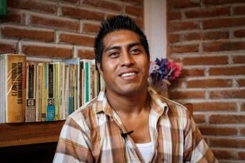 Pedro, pueblo tseltal. Fotografía: Heriberto Paredes