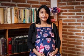Érica, pueblo loxichaFotografía: Heriberto Paredes