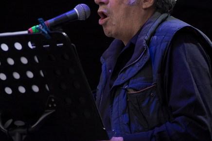 Óscar Chávez y la sinfónica infantil y juvenil de Texcoco, con vientos de montaña