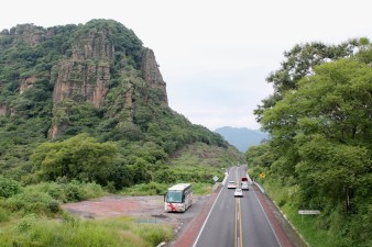 Carretera más grande para rebasar mejor. Fotografía: Arely Ayala