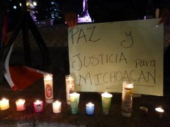 24 #17EMx #PazconJusticiaMichoacan Lucero