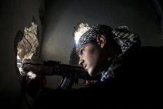 Fotografía: Narciso Contreras (Siria).