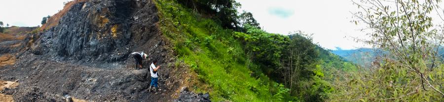 Minera Autlán, con presencia en Durango, Veracruz, Puebla e Hidalgo, convierte verdes sierras en desierto