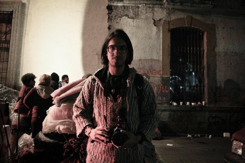El fotógrafo Baltazar Peña Ríos se adentra en el género documental