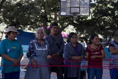 1er aniversario de la PCP. Foto: Xilonen Pérez