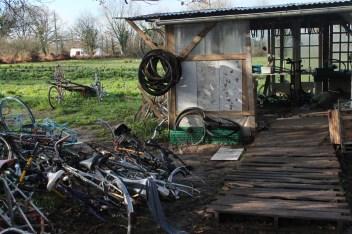 """La """"Velorución"""": el taller de bici"""