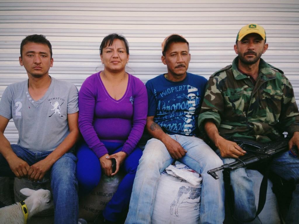 Aún queda mucho trabajo por hacer para poder lograr una vida mejor. Los Reyes, Michoacán. Fotografía: Heriberto Paredes