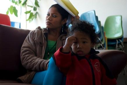 Mujeres refugiadas en México: tres testimonios