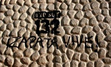 #YoSoy132: ¡Zapata Vive, la lucha sigue!
