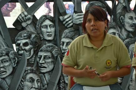 Mujeres en la lucha por la seguridad comunitaria en México