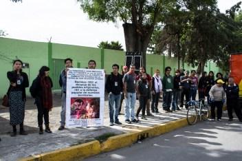 Cordón de Paz #Atenco18M