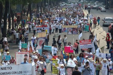 Marcha de la Dignidad: Madres en busca de sus Hijos, Hijas, Justicia y Verdad