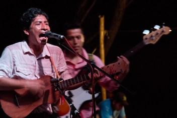 Benito, jaranero de Los Cojolites y promotor cultural en Jáltipan